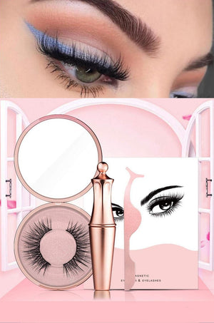 eLiner® - The Magnetic Eyeliner & Lashes Kit