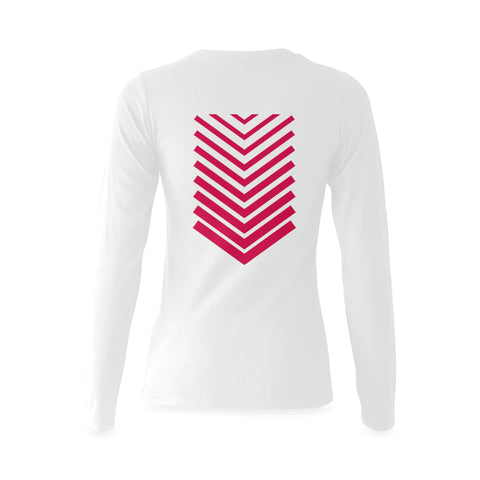 Mind Muscle Conexion  Women's T-shirt (Long-Sleeve)