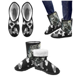 WOMEN'S SNOW BOOTS WOLF