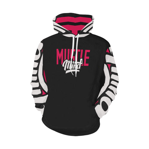 Image of Mind Muscle Conection  Hoddie Men