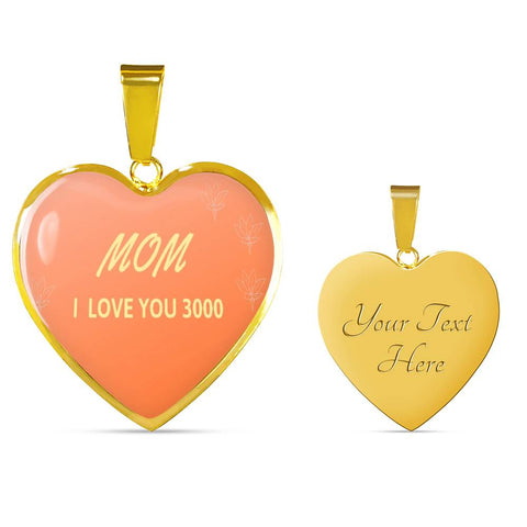 Mom Love 3000 Neck Lace