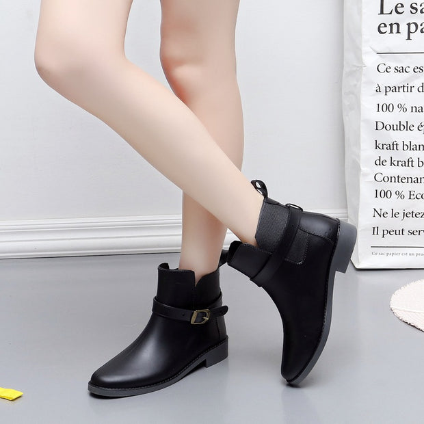 WATERPROOF WOMEN RAIN BOOT