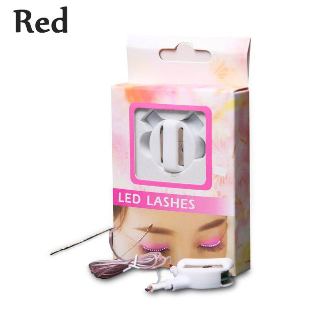 ULTRA LED EYELASHES UNISEX