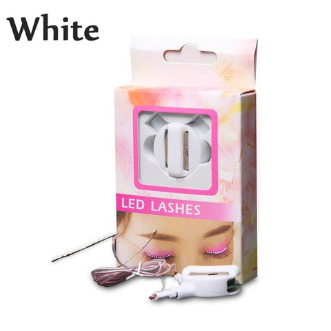 Image of ULTRA LED EYELASHES UNISEX