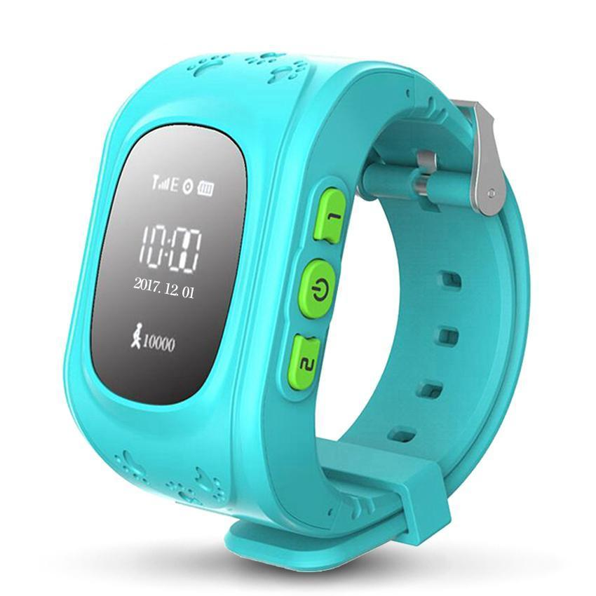 Anti-Lost Kids GPS Smart Watch