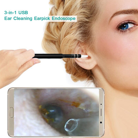 Image of WIRELESS CLEANING ENDOSCOPE FOR ANDROID and IOS