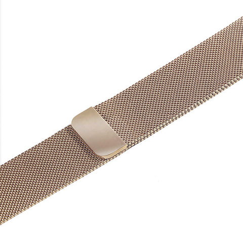 Image of Milanese Loop Bracelet Stainless Steel band For Apple Watch