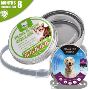 FleaGuard® - Pet Dog Flea & Tick Control