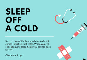 HAVE YOU GOT A COLD?!