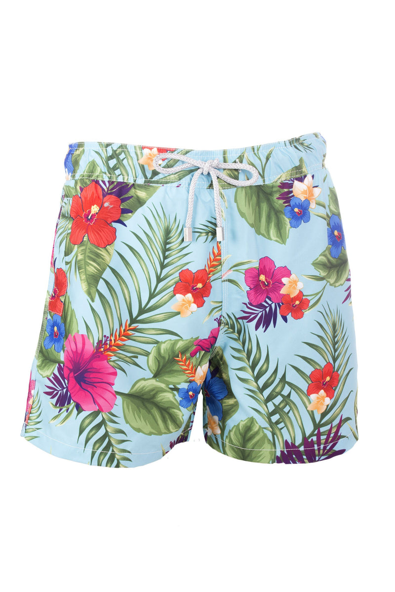 Tropical Flowers Men Short