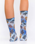 Animal Markings II  Lady Sock