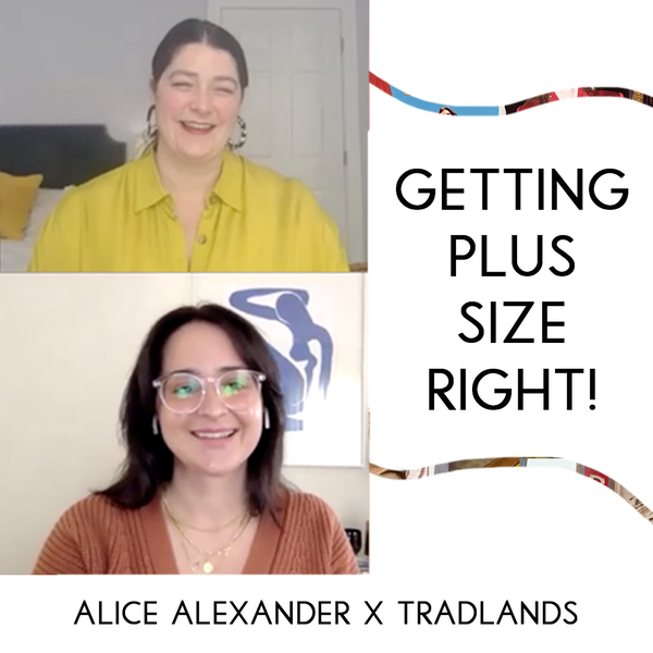 Getting Plus Size Right!