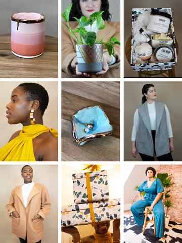 Holiday 2018 gift guide, responsibly sourced gifts, ethically-made gifts