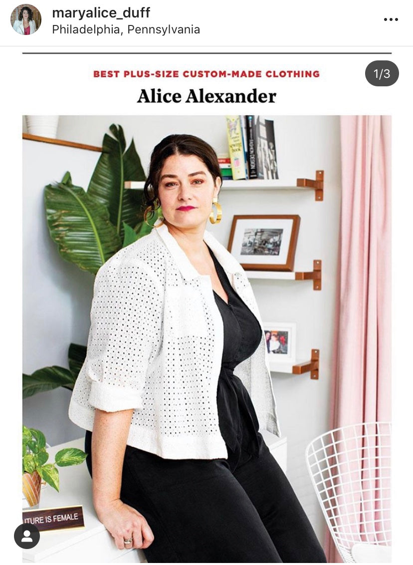 Alice Alexander Best Of Philly Mae Jumpsuit