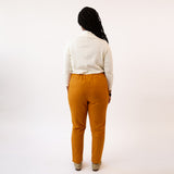 Audre Pant in Wool