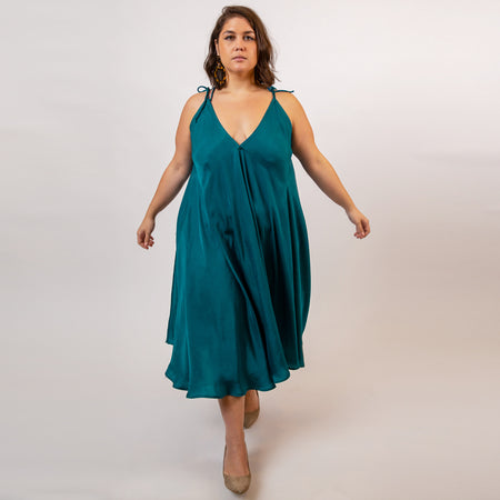 The Madeleine Bias-Cut Camisole