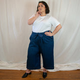 The Gloria Denim Culotte