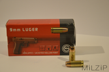 Geco 9mm Luger 7,5g/115grs JHP