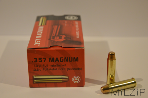 Geco .357 Mag 10,2g/158grs FMJ
