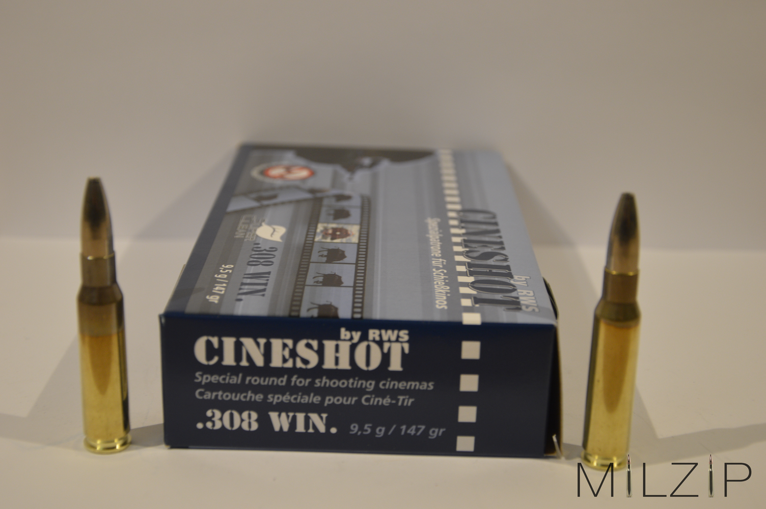 RWS Cineshot .308Win 9,5g/147grs.