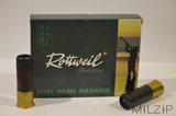 Rottweil Steel Game Magnum 12/76 3,75mm 36g