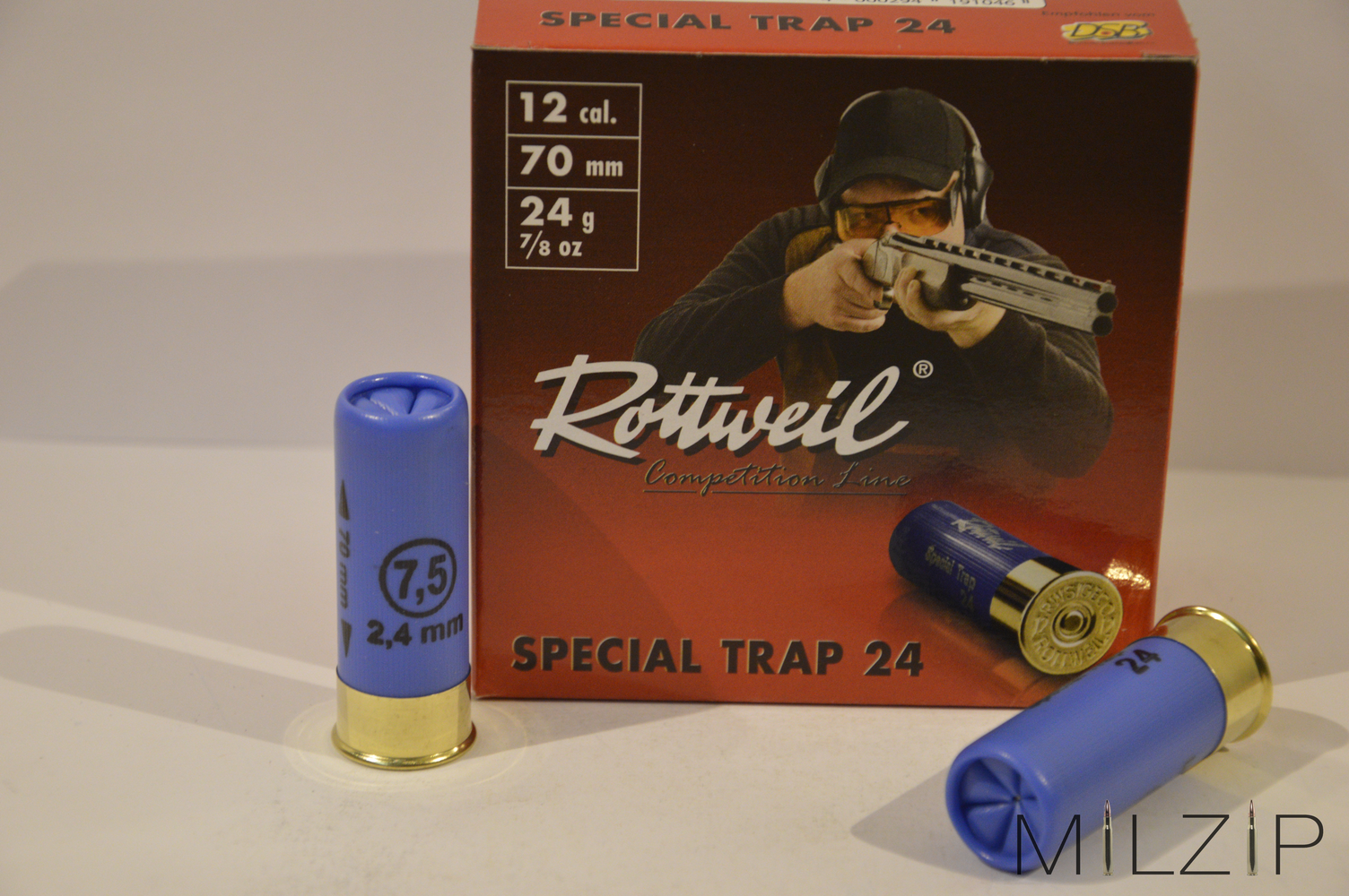 Rottweil Special Trap 24 12/70 2,4mm 24g