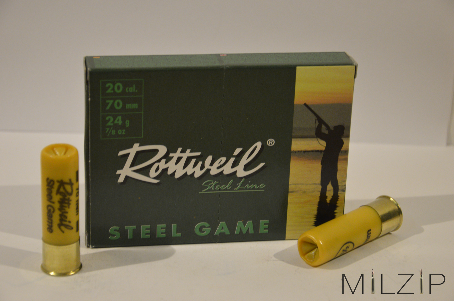 Rottweil Steel Game 20/70 2,6mm 24g