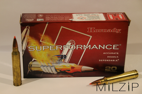 Hornady .300 Win Mag 11,7g/180grs SST Superformance
