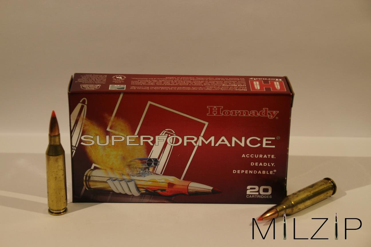 Hornady .243 Win 6,2g/95 grs SST Superformance