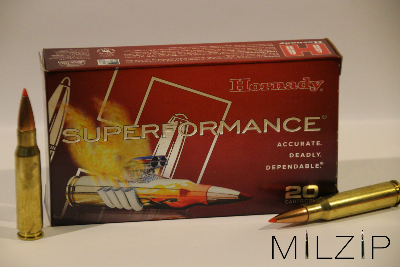 Hornady .308 Win 9,7g/150grs SST Superformance