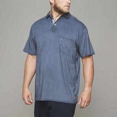 ALLSIZE REPLIKA JEANS CPH Polo T-shirt 0080 Dark Grey/Charcole