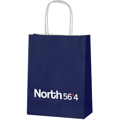 North 56°4 / Replika Jeans (Big & Tall) North 56°4 Paper bag Bag 0580 Navy Blue
