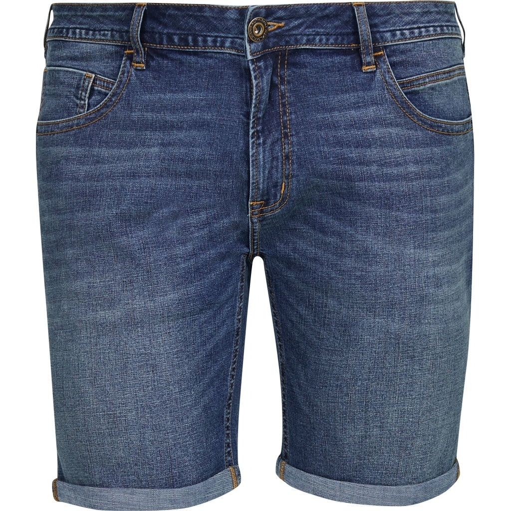 North 56°4 / Replika Jeans (Big & Tall) REPLIKA JEANS Denim shorts Shorts 0597 Blue Used Wash
