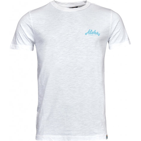 North 56°4 / Replika Jeans (Big & Tall) REPLIKA JEANS Printed t-shirt T-shirt 0000 White