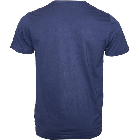 North 56°4 / Replika Jeans (Regular) REPLIKA JEANS Printed tee T-shirt 0580 Navy Blue