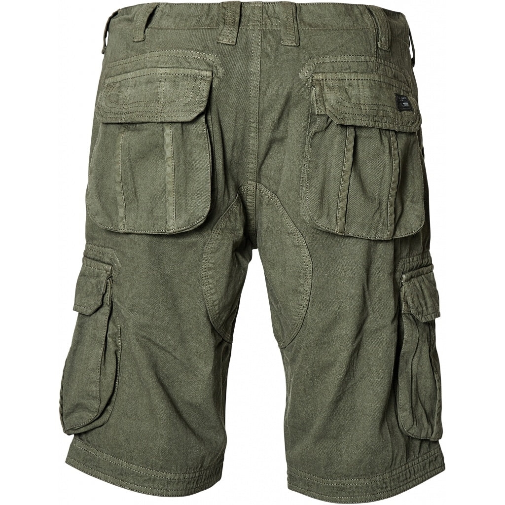 North 56°4 / Replika Jeans (Big & Tall) REPLIKA JEANS Shorts Shorts 0660 Olive Green
