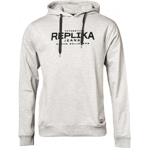 North 56°4 / Replika Jeans (Big & Tall) REPLIKA JEANS Sweatshirt TALL Sweatshirt 0050 Grey Melange