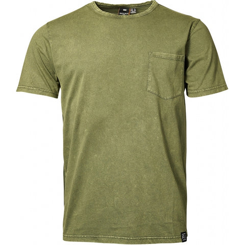 North 56°4 / Replika Jeans (Big & Tall) REPLIKA JEANS T-shirt S/S T-shirt 0661 Winter Olive