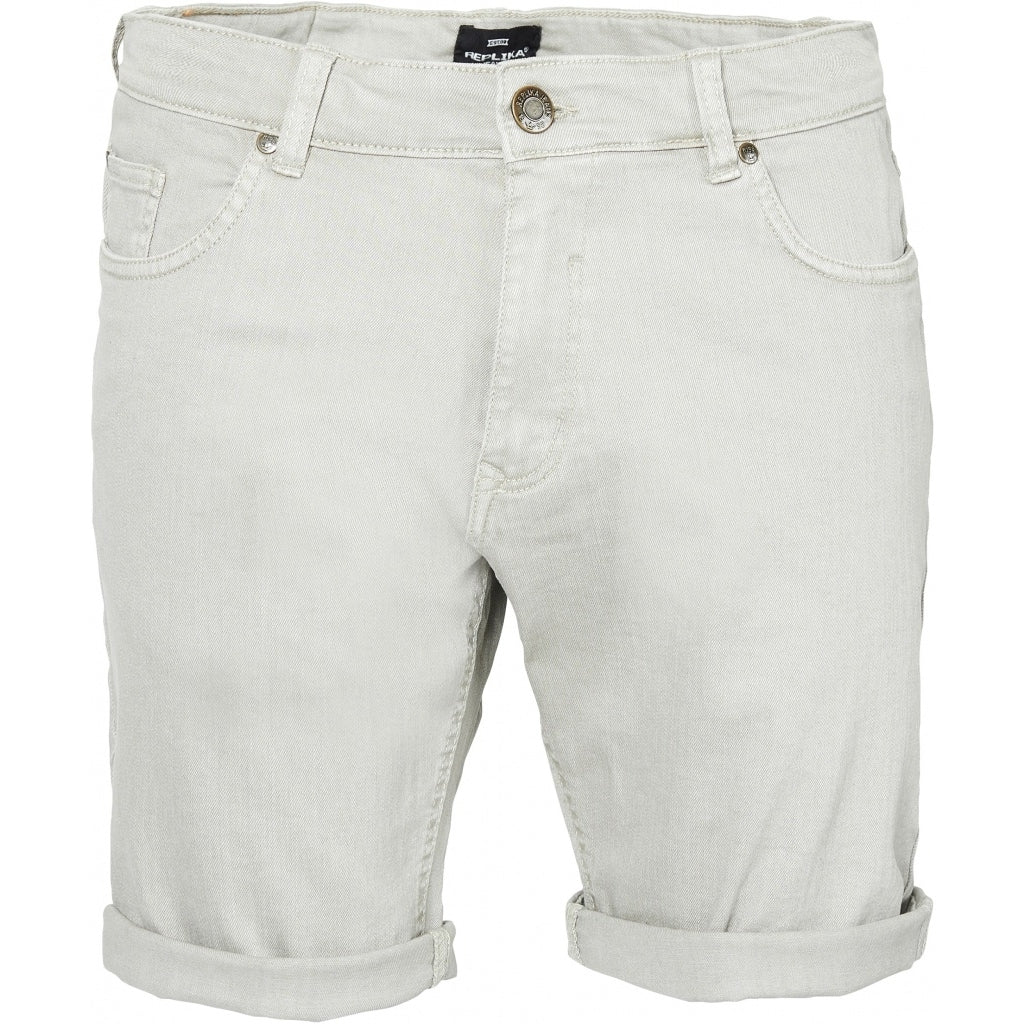 North 56°4 / Replika Jeans (Big & Tall) REPLIKA JEANS 5 pocket Shorts Shorts 0730 SAND