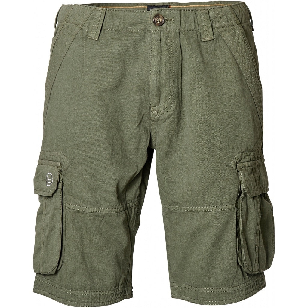 North 56°4 / Replika Jeans (Big & Tall) REPLIKA JEANS Cargo shorts Shorts 0660 Olive Green