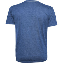 North 56°4 / Replika Jeans (Big & Tall) REPLIKA JEANS Printed T-shirt T-shirt 0555 Blue Melange