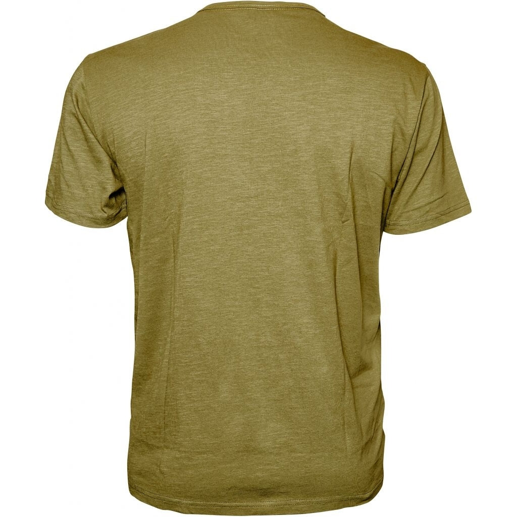 North 56°4 / Replika Jeans (Big & Tall) REPLIKA JEANS Printed T-shirt T-shirt 0650 Light Olive Green