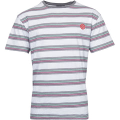 North 56°4 / Replika Jeans (Big & Tall) REPLIKA JEANS Striped tee T-shirt 0910 Striped