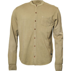 North 56°4 / Replika Jeans (Big & Tall) REPLIKA JEANS Shirt L/S Shirt LS 0661 Winter Olive