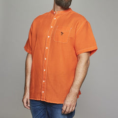 ALLSIZE REPLIKA JEANS CPH Shirt S/S Shirt SS 0200 Orange