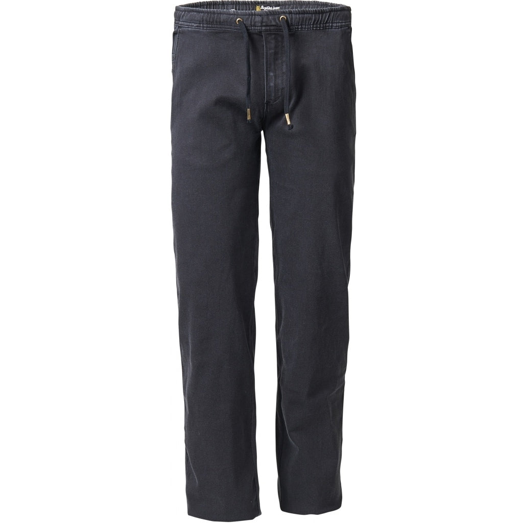North 56°4 / Replika Jeans (Big & Tall) REPLIKA JEANS Pants w/elastic waist Pants 0099 Black