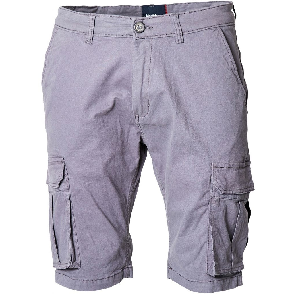 North 56°4 / Replika Jeans (Regular) North 56°4 Cargo shorts Shorts 0080 Dark Grey/Charcole
