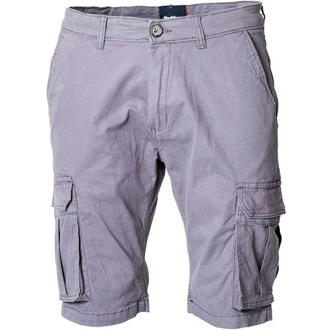 North 56°4 / Replika Jeans (Big & Tall) North 56°4 Cargo shorts TALL Shorts 0080 Dark Grey/Charcole