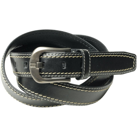 North 56°4 / Replika Jeans (Big & Tall) North 56°4 Belt Belt 0099 Black