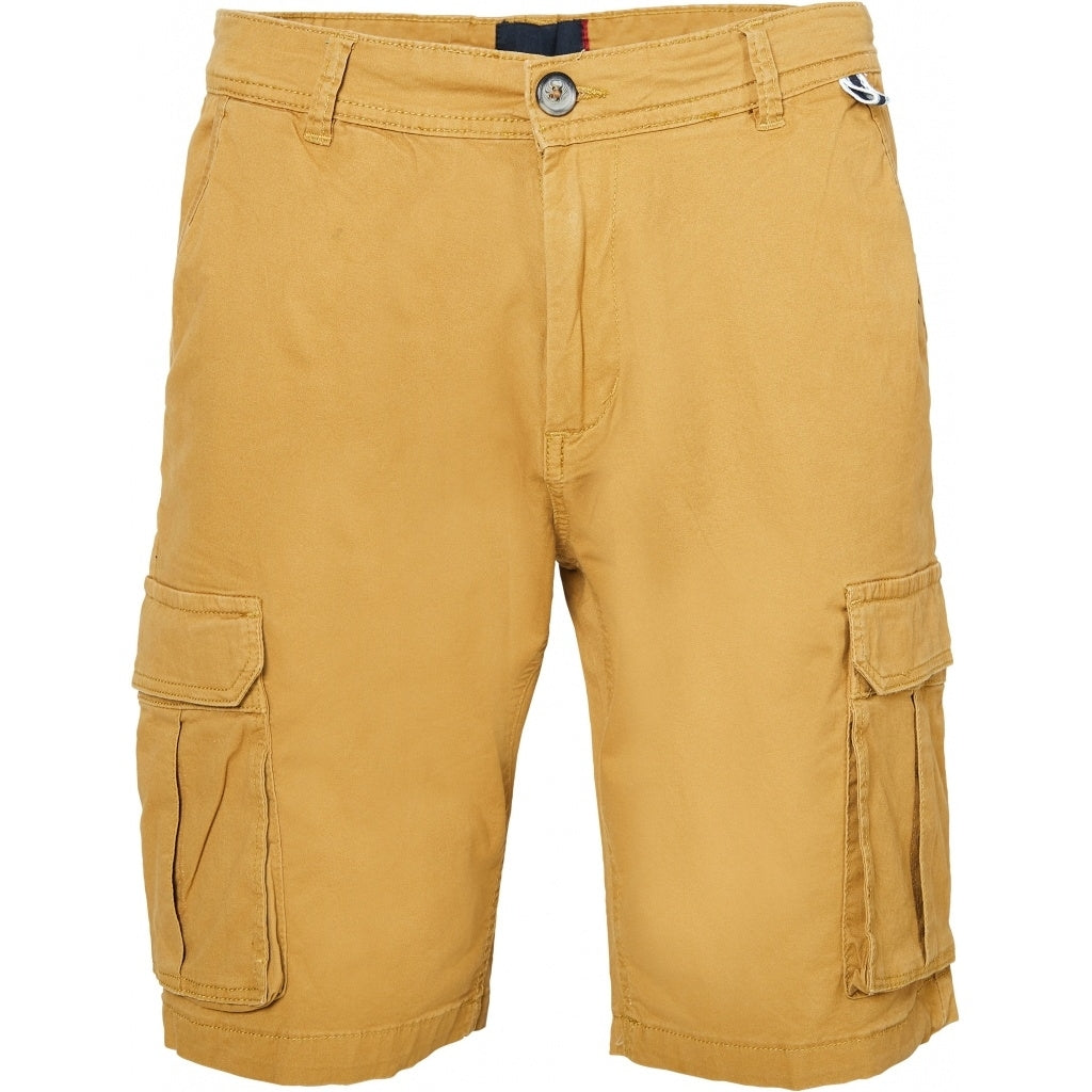 North 56°4 / Replika Jeans (Big & Tall) North 56°4 Cargo shorts Shorts 0751 Corn